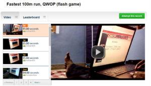 QWOP-WR
